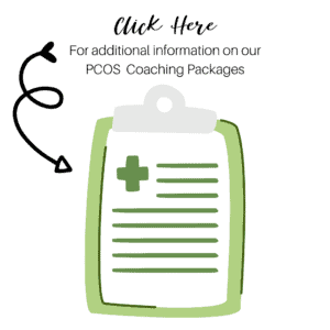 PCOS coaching packages